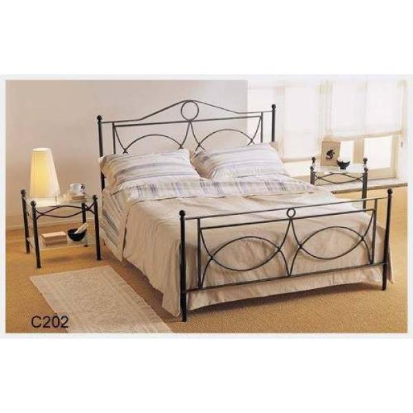 Σιδερένιο κρεβάτι Ήρα