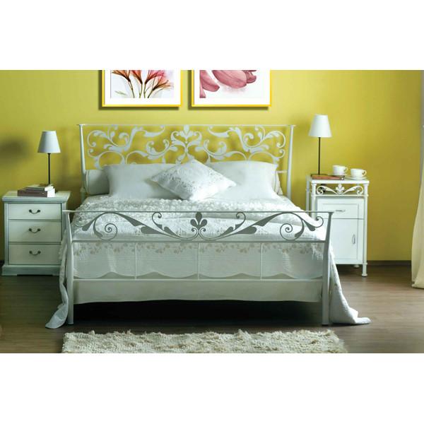 Σιδερένιο κρεβάτι Glamour