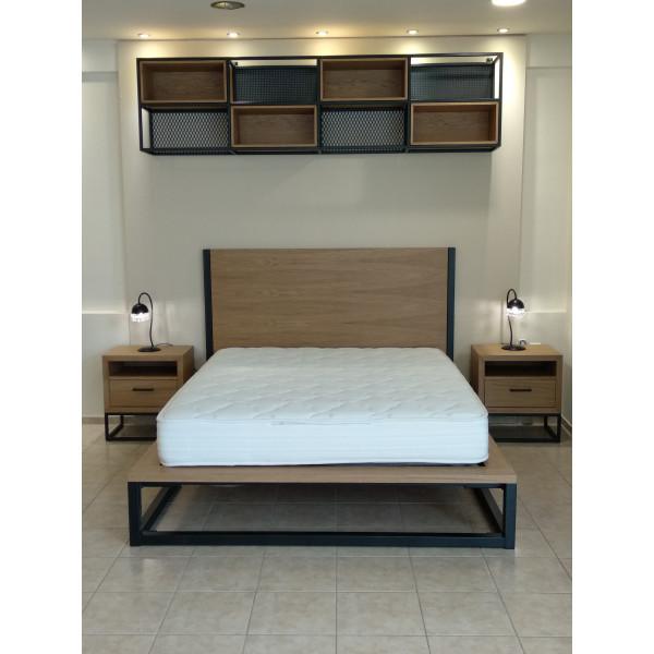 Σιδερένιο κρεβάτι Custom