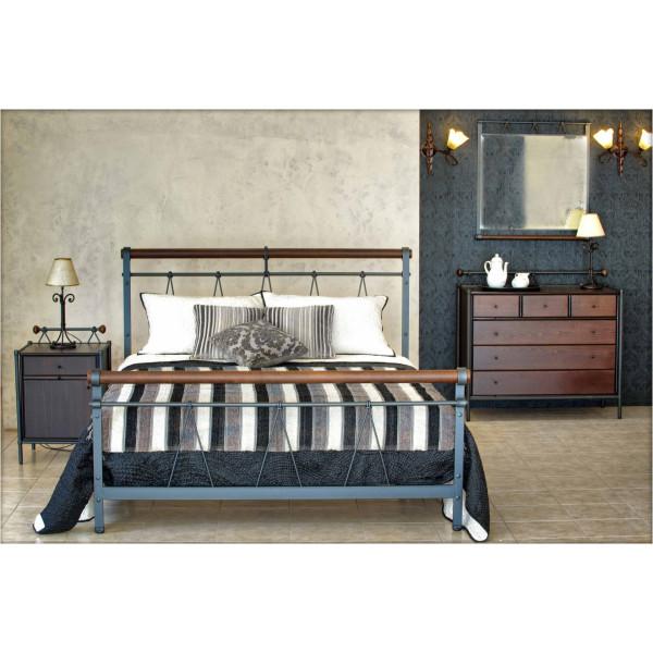 Κρεβάτι σιδερένιο Αρχοντικό