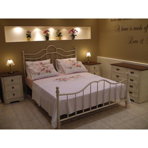 Κρεβάτι σιδερένιο Μελίτα