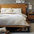 Σιδερένιο κρεβάτι Scandinavian